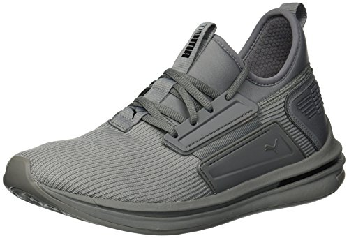 PUMA Men's Ignite Limitless SR Sneaker, Quiet Shade, 11 M US