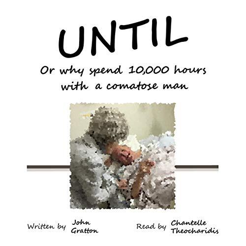 Until audiobook cover art