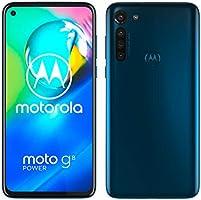 Motorola PAHF0008DEAM Mobiltelefon, 64 GB, Blå