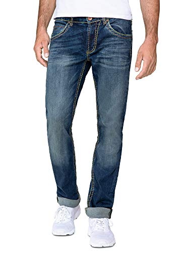 Camp David Herren Jeans NI:CO Regular Fit, Dark Used