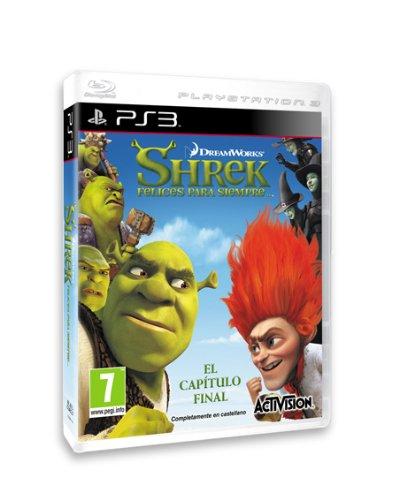 Shrek Felices para siempre PS3