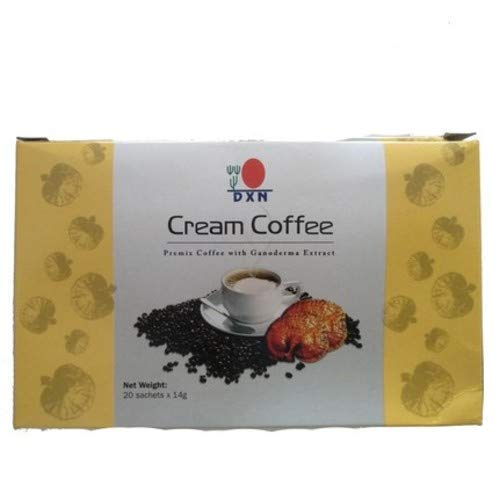DXN Cream Coffee Premix Coffee Ganoderma Extract