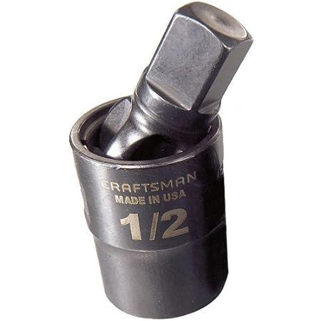 "p//n 23765 Craftsman 1//2/"" Drive Pinless Impact Universal Swivel Joint made USA"