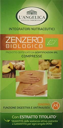 L'Angelica Integratore Nutraceutico Zenzero Bio - 1 Confezioni 30 g