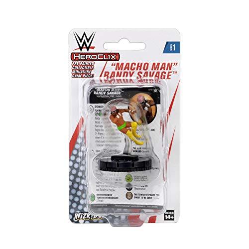 WWE WZK73910 - HeroClix - Macho Man Randy Savage Expansion Pack Series 1