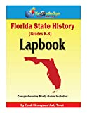 Florida State History Lapbook: Plus FREE Printable Ebook (English Edition)