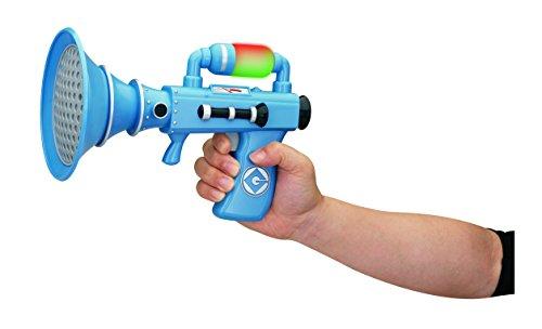 MTW Toys 20117 - Pupskanone Minions, mit Licht und Sound, ca. 22 cm