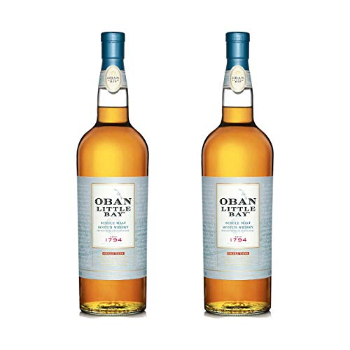 Oban Little Bay, 2er, Single Malt, Whisky, Scotch, Alkohol, Alokoholgetränk, Flasche, 43%, 700 ml, 709605
