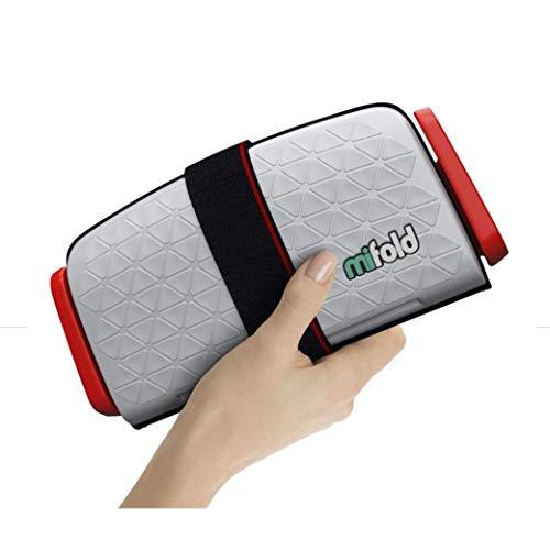 mifold(マイフォールド)ジュニアシート携帯型[日本正規品]デニムブルー3歳~BCMI00102