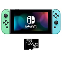 3 Play Styles: TV Mode, Tabletop Mode, Handheld Mode Lightning Speed: Tegra processor powered by NVIDIA, The powerful processor delivers stunning graphics performance. Stunning Games: Each Joy-Con includes a gyroscope and accelerometer. Both Joy-Con ...