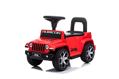 Best Ride On Cars Jeep Rubicon Push Car for 59.99