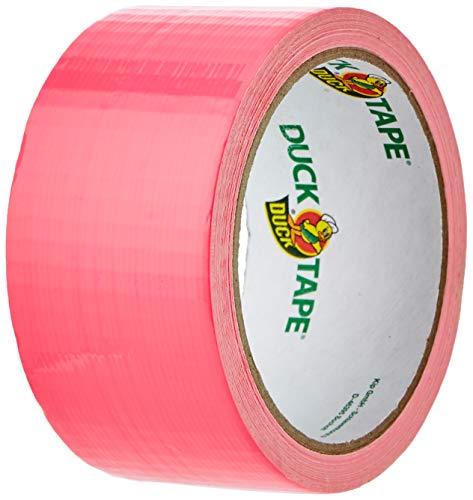 Duck Tape Color Klebeband in Funky Pink zum Basteln und dekorieren 48 mm x 10 m