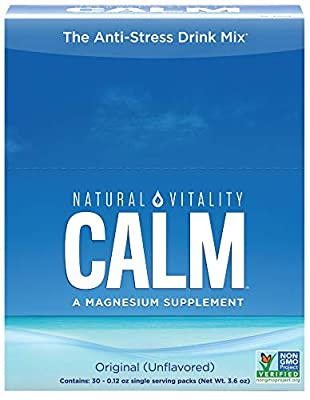 Natural Vitality Natural Calm Anti Stress Drink