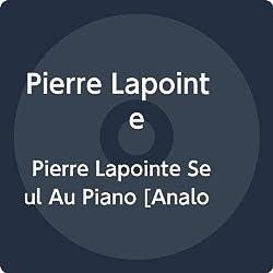 Pierre Lapointe Seul Au Piano [Import]