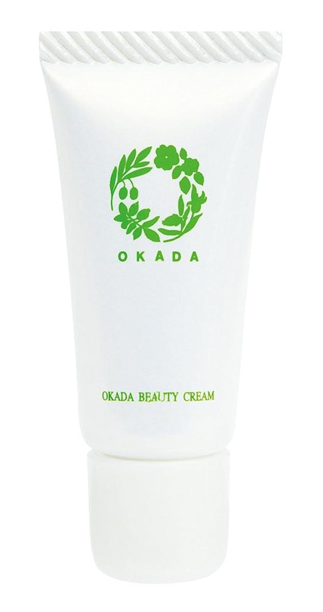 リラックスうねる節約する無添加工房OKADA 合成界面活性剤 無添加 岡田美容クリーム 8g