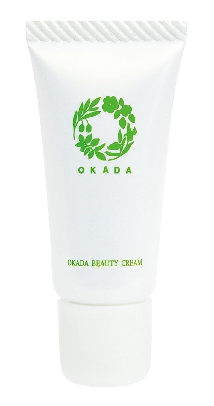 ロッカーシェード沿って無添加工房OKADA 合成界面活性剤 無添加 岡田美容クリーム 8g