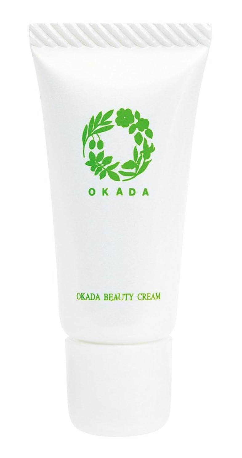 真珠のような水を飲むシャー無添加工房OKADA 合成界面活性剤 無添加 岡田美容クリーム 8g