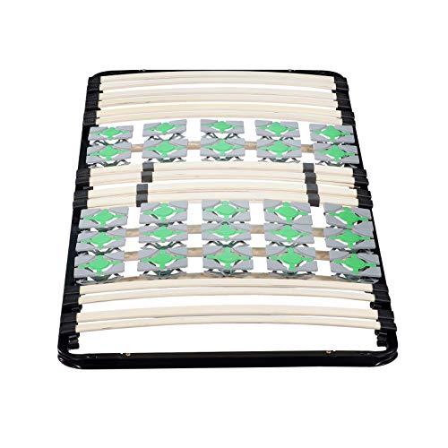 MOG Lattenrost 90x200 cm Lattenrahmen Tellerlattenrost Ergo IF55 - für alle Matratzen geeignet - alle Größen…