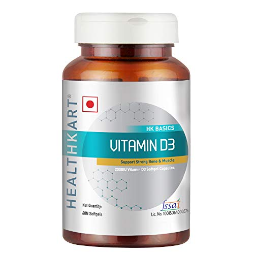 HealthKart Vitamin D3