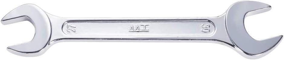 Utoolmart 14/×17mm Dia Double End Metric Torx Ring Wrench 225mm Total Length Chrome Vanadium Steel Offset Box Spanner Manuel Repair Tool for DIY Hand-Making Automotive Repairs 1pcs
