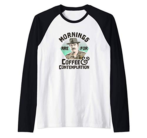 Stranger Things Hopper Mornings Are For Coffee Contemplation