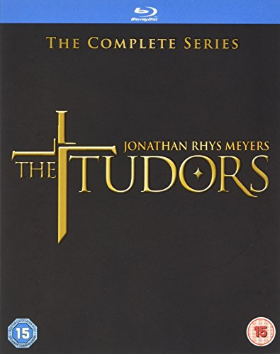 The Tudors - The Complete Series [Blu-ray] [Region A & B]