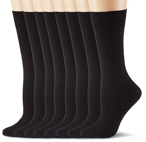 s.Oliver Socks Herren S20030 Socken, Schwarz (Black 5), (Herstellergröße: 39/42)