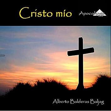 Cristo mío Apocalipsis 3,20