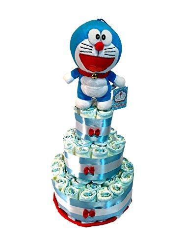 Windel-Torte Dodot Doraemon