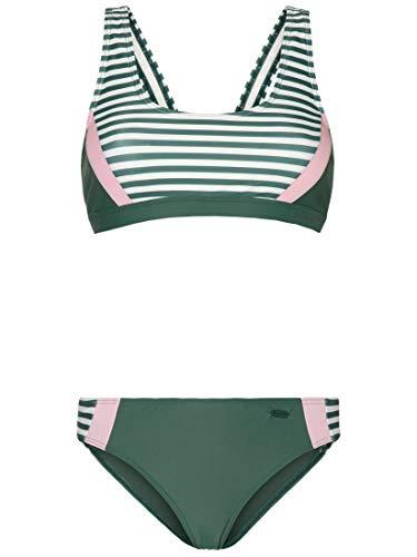Protest Boas Juego de Bikini, Balance, XL para Mujer
