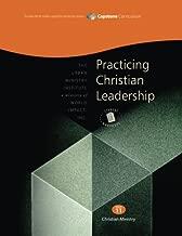 Practicing Christian Leadership, Student Workbook: Capstone Module 11, English