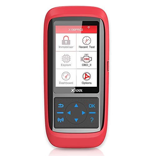 Xtool X100 Pro2 OBD2 Auto-Scan-Tool OBDII Diagnosegerät Codescanner mit EEPROM-Adapter