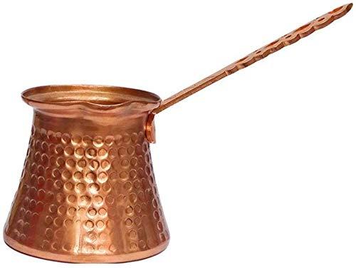 Leuke koffiepot. Coffee houten handvat Turkish Coffee Pot 320ml, 320ml (Color : 320ml)