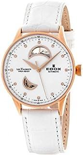 EDOX - 85019 37RA NADR - Reloj de Pulsera Mujer, Color Blanco