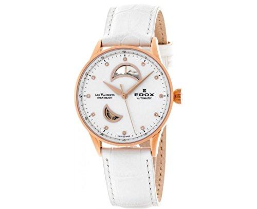 EDOX Damen analog schweizerisch-automatisch Uhr 85019 37RA NADR