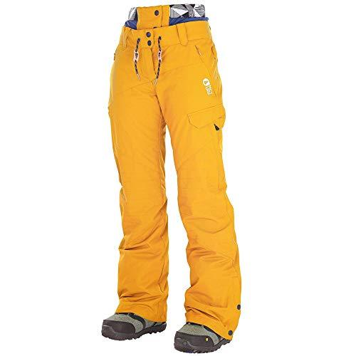 Picture Treva Pant WPT046 Damen- Snowboardhose Yellow Gr. XS