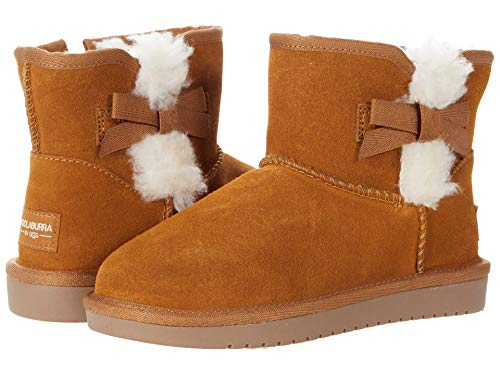 UGG unisex child Bailey Bow Ii Boot, Chestnut, 5 Big Kid US