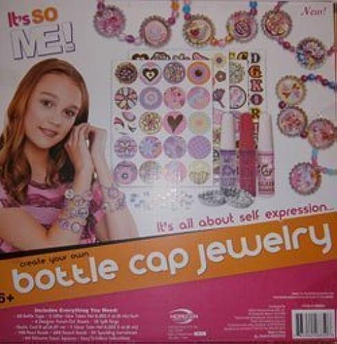 Bottle Cap Jewelry by It's So Me