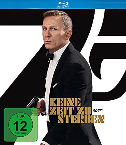Produktbild von James Bond 007: Keine Zeit zu sterben [Blu-ray]