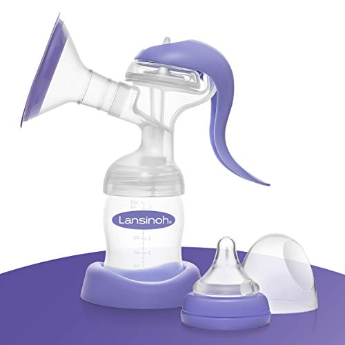 Lansinoh Handmilchpumpe Bild