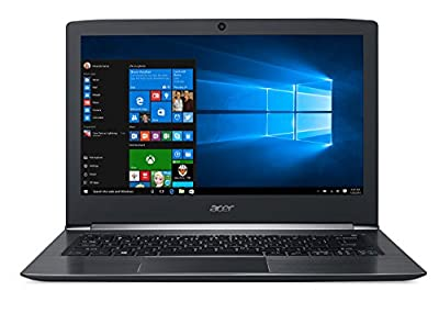 "Acer Aspire S 13, 13.3"" Full HD, Intel Core i5, 8GB LPDDR3, 256GB SSD, Windows 10 Home, S5-371-52JR"