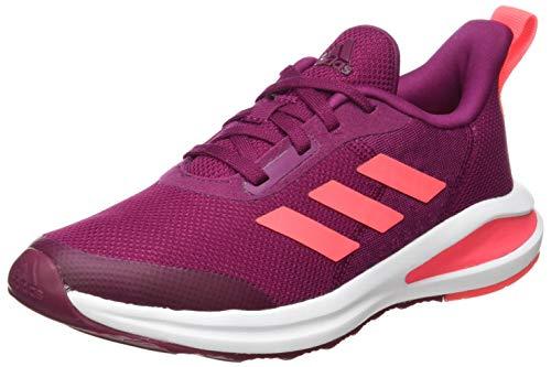 adidas Unisex-Kinder Fortarun K Sneaker, Bayint/Rossen/Ftwbla, 36 EU