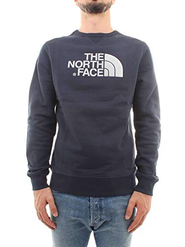 THE NORTH FACE T92ZWRH2G Felpe Uomo Blu XS