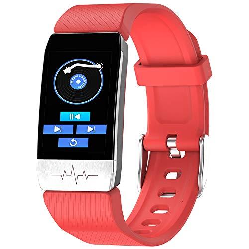 N\B T1 Körpertemperaturmessung Smart Wristband Immunität EKG-Monitor Smartwatch mit wasserdichter IP67-Herzfrequenzüberwachung