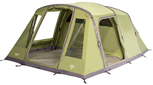 Vango Girls Odyssey Air Aufblasbares Zelt, Epsom Green, 500