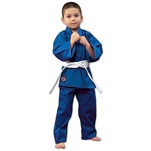 ProForce 6oz Student Karate Gi / Uniform - Blue - Size 3