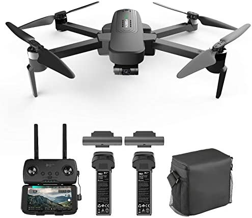 Hubsan Zino Pro Plus 4K Drone UHD Camera 3 Axis Gimbal GPS FPV RC Quadcopter with Carrying Bag product image