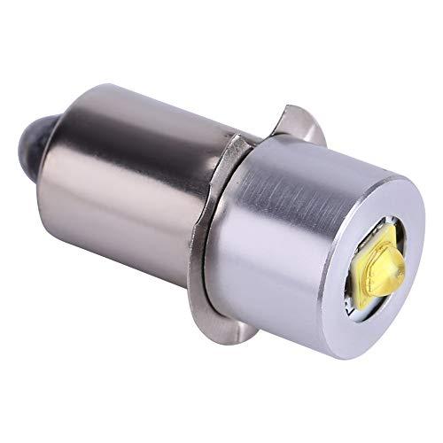 DGTRHTED Ersatz-Taschenlampe - 5W 6-24V P13.5S High Bright LED-Taschenlampe Birnen-Notfall-Arbeits-Licht-Lampen-Taschenlampe Ersatzlampe