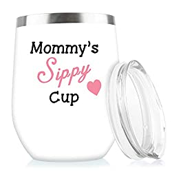 mommys sippy cup funny mothers day gift