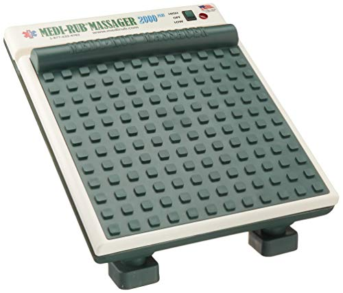 Medi-Rub Foot Massager - Lifetime Warranty if purchased from Medi-Rub Corp